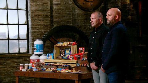 Oatein founders pitch on Dragons Den - January 27th 2019