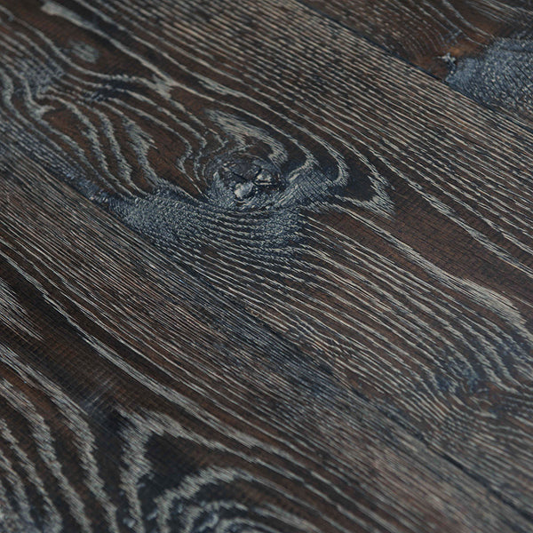 Oak Foundry Steel Hand Finished UV Oiled Engineered Hardwood