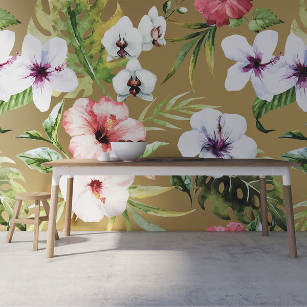Floral Mural (Sold by the m2)