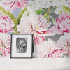 Peonies Mural (sold by the m2)