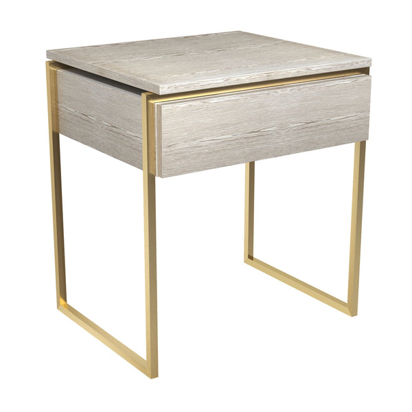 Barrister Bedside Table