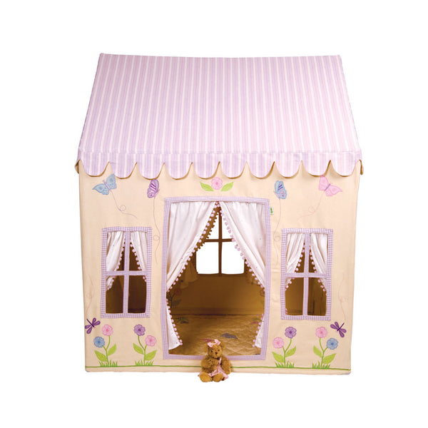 Butterfly Play House & Quilt
