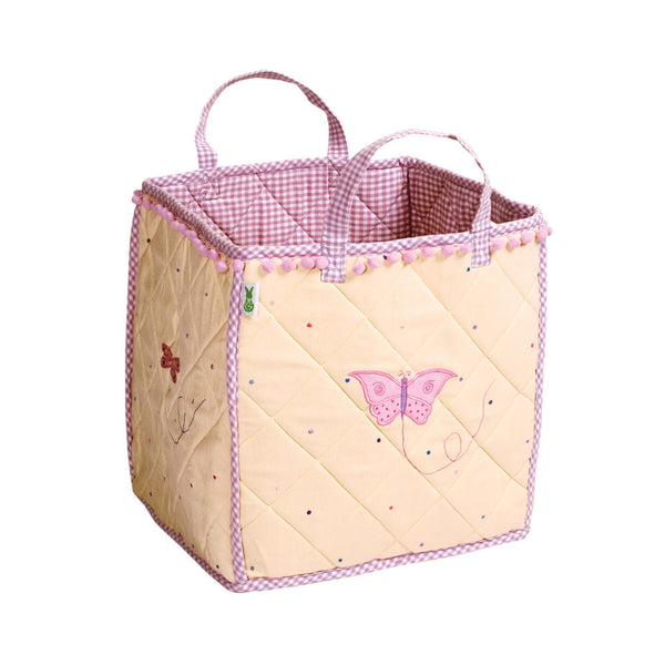 Butterfly Toy Bag