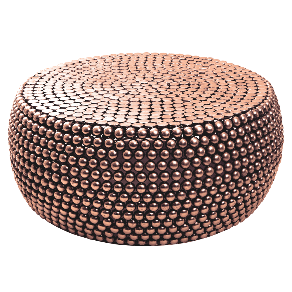 Beaded Coffee Table