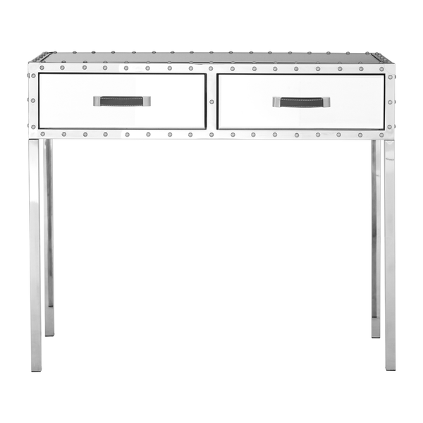 Studded Console Table