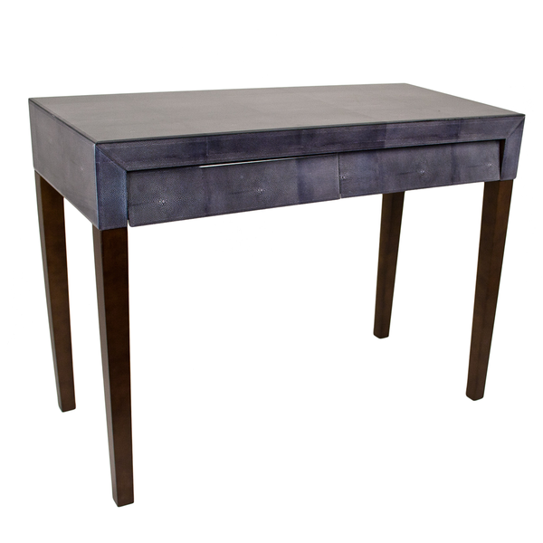 Dark Grey Shargreen Dressing Table