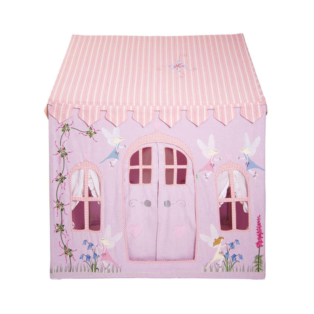 Fairy Cottage Play House & Quilt