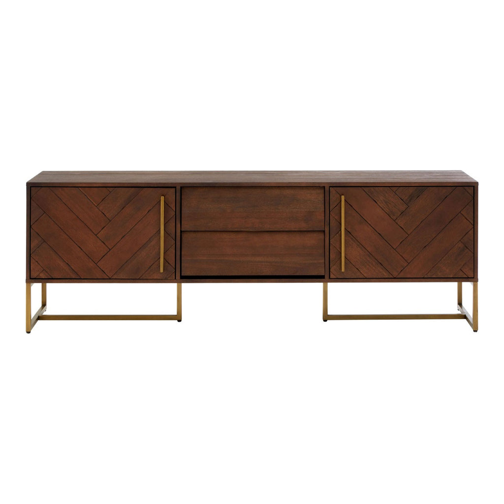 Herringbone Media Unit