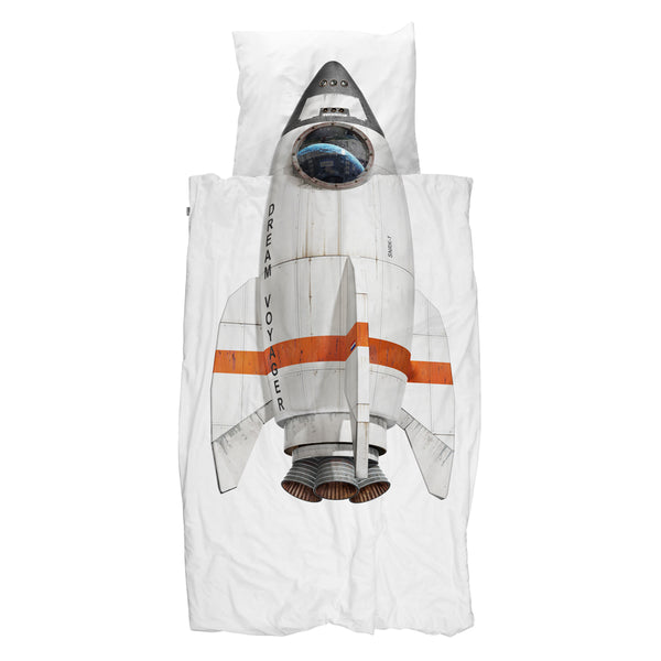 Rocket Bedding Set