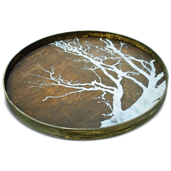 Forest Driftwood Tray - Large
