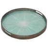 Distressed Glass Tray - Small