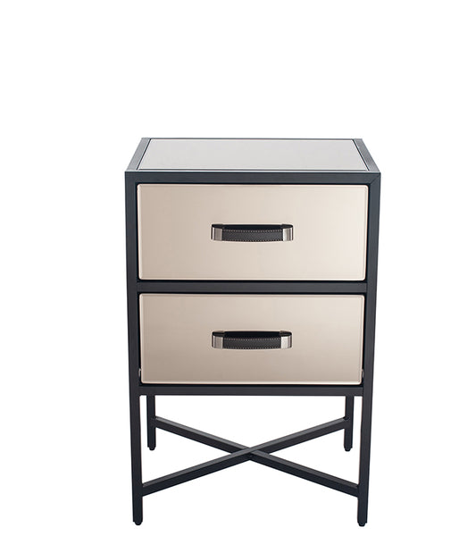 Crosby Bedside 2 Drawer