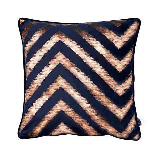 Metallic Cushion Oliver Hayden