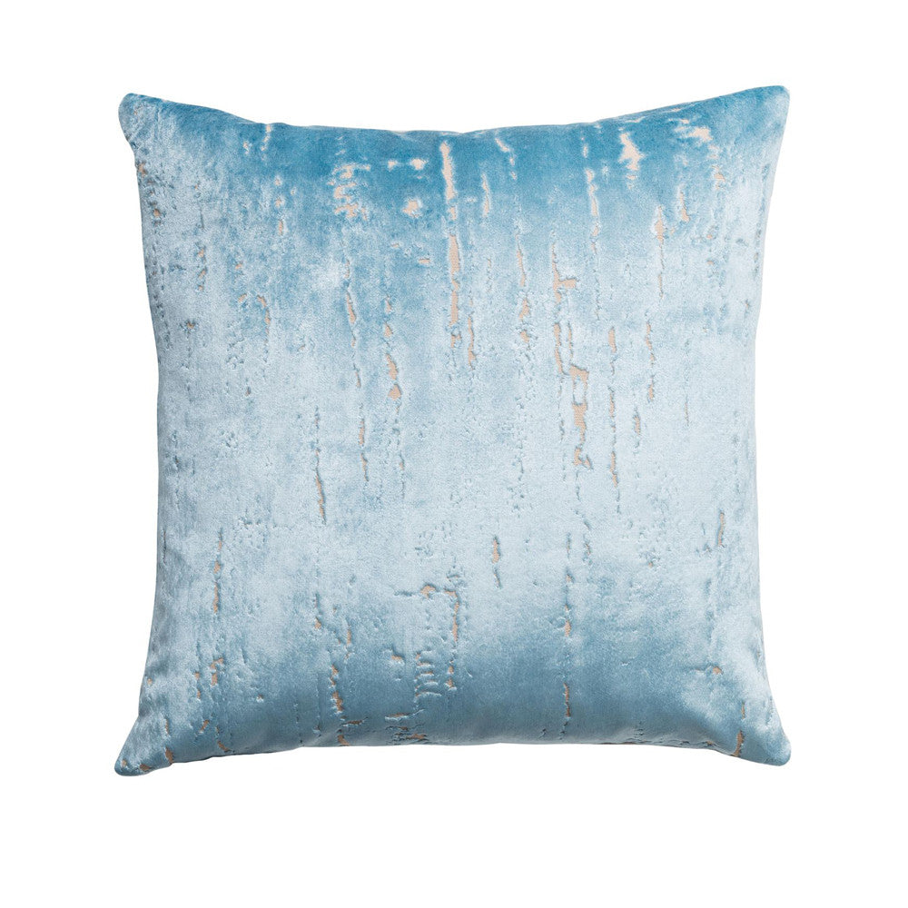 Distressed Velvet Cushion