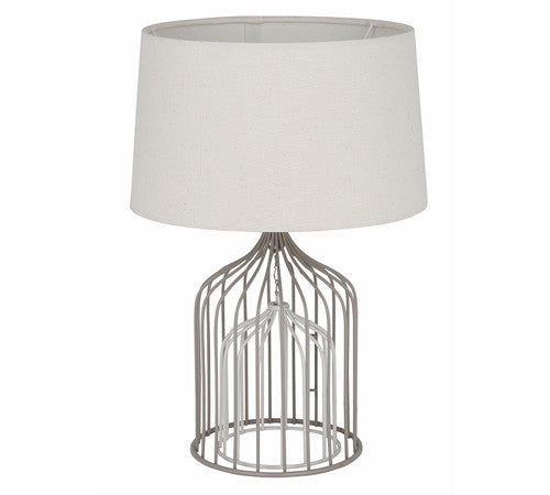 Double Wire Table Lamp