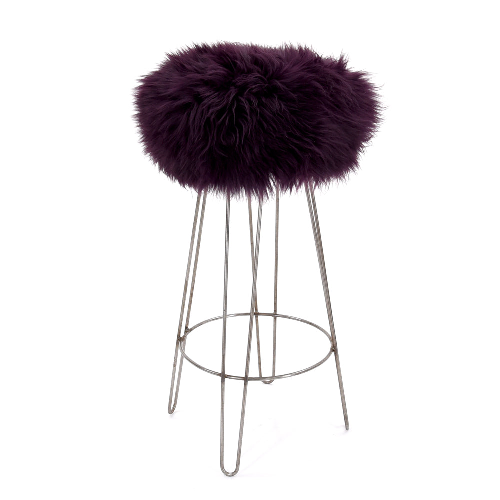 Baa Hair Pin Bar Stool
