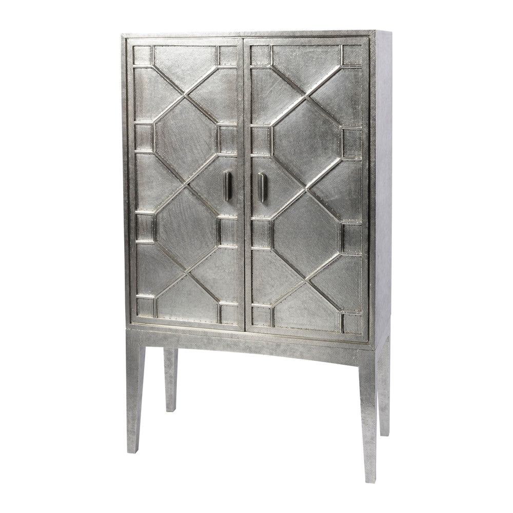 Geometric Drinks Cabinet