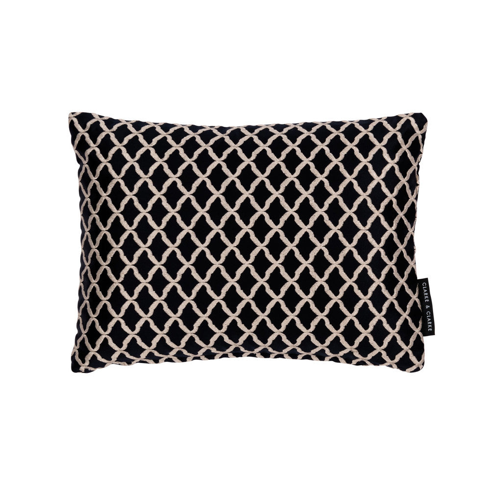 Lattice Designed Cushion