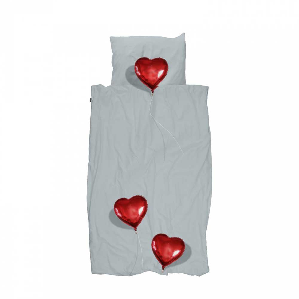 Heart Bedding Set