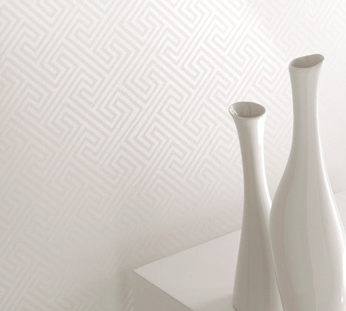 Geometric Design Wallpaper in various colours
