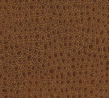 Recycled Embossed Leather Tile in Tan Midi £85 per Sqm