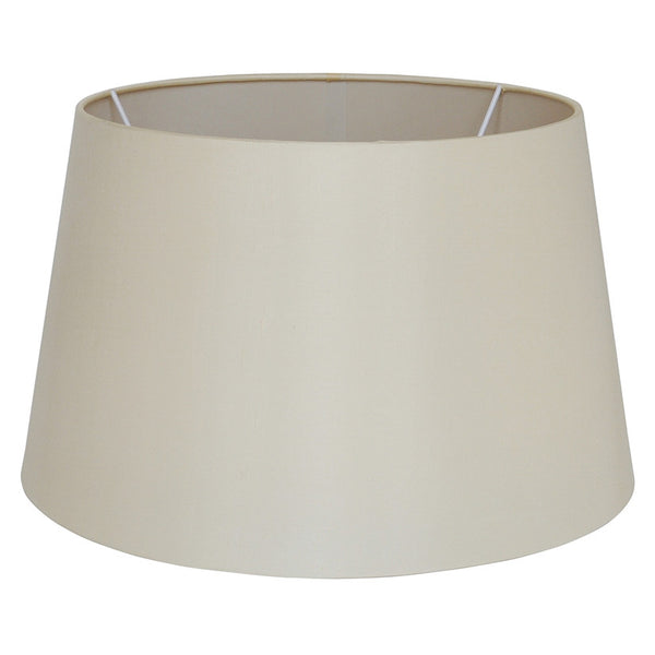 Silk Taupe Tapered Shade (40cm)
