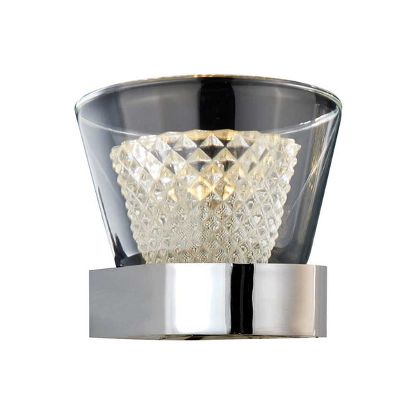 Diamond Cut Wall Light (single)