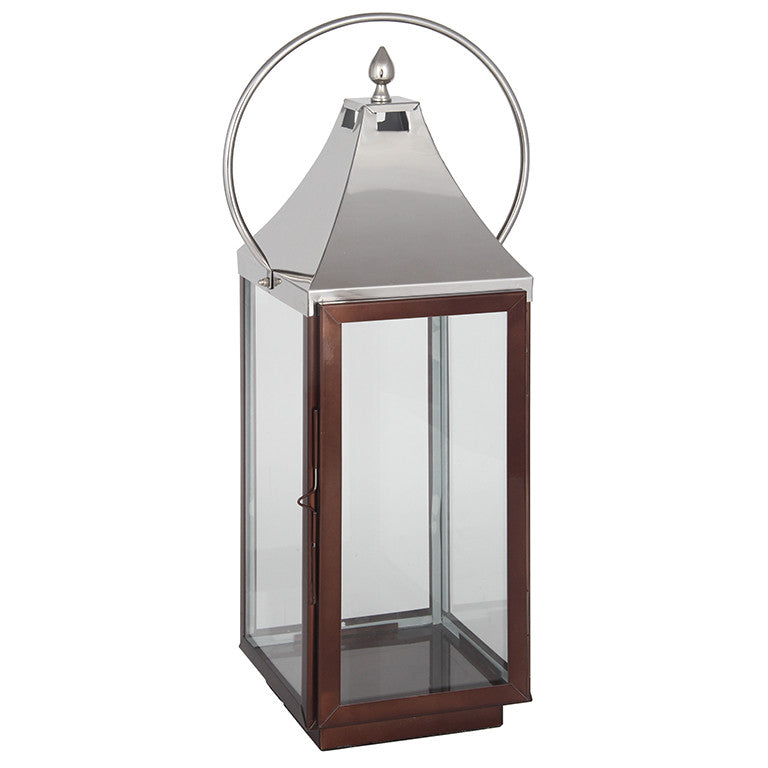 Copper Trim Lantern (s)