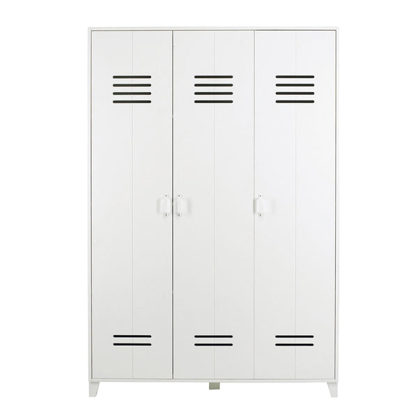 Locker Triple Wardrobe