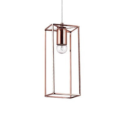 Copper Pendent Light