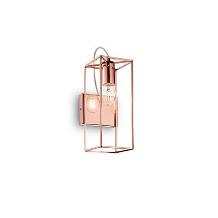 Copper Wall Light