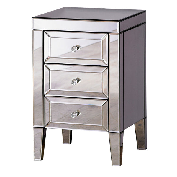 Venetian Mirrored Bedside