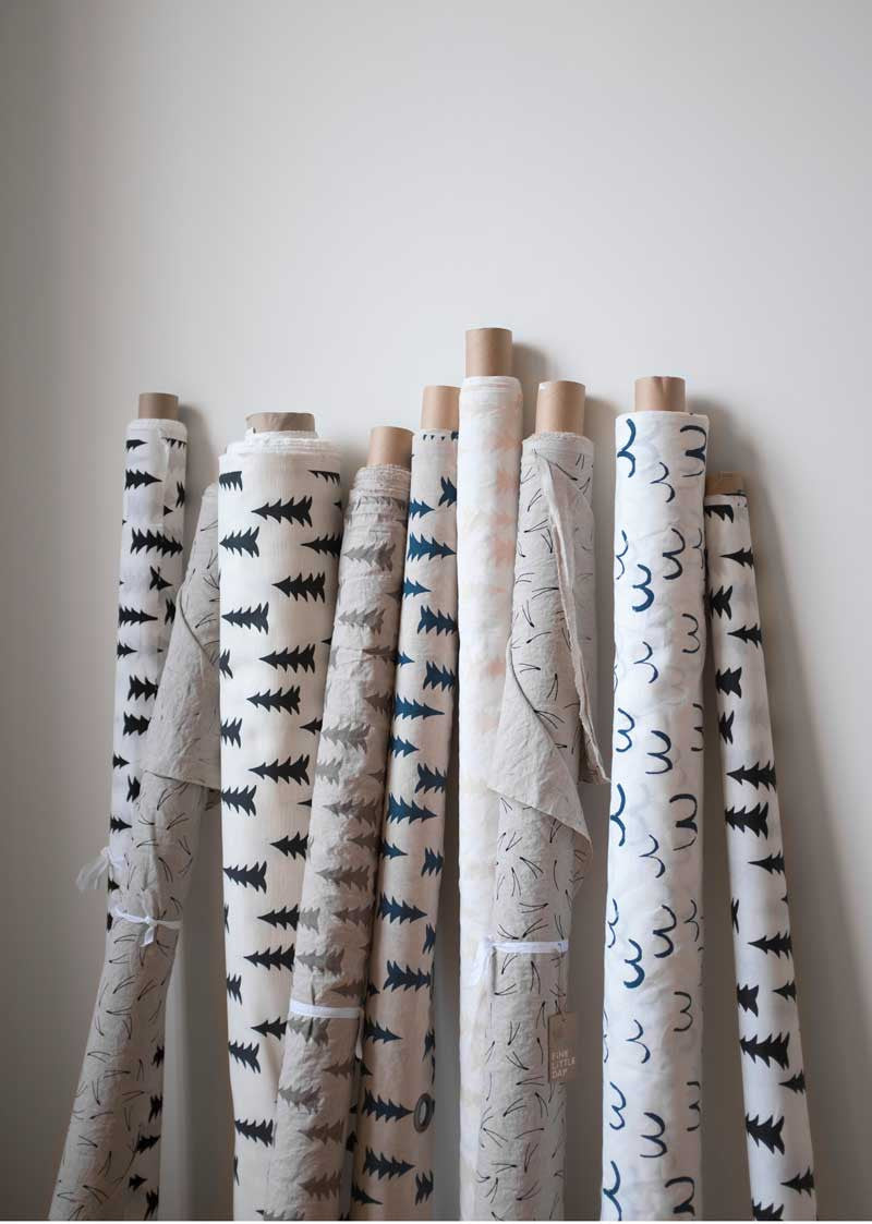 Fine Little Day fabrics, arriving in March 2016