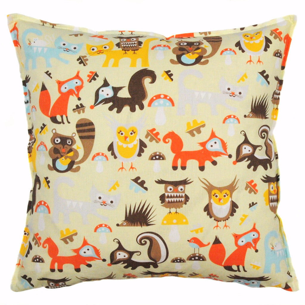 Woodland Cushion Cover