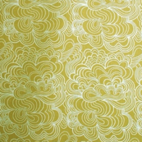 Blomma Light Green Remnant 148x106cm