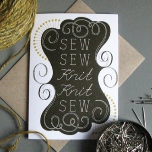 TillyFlopdesigns Sew Sew card