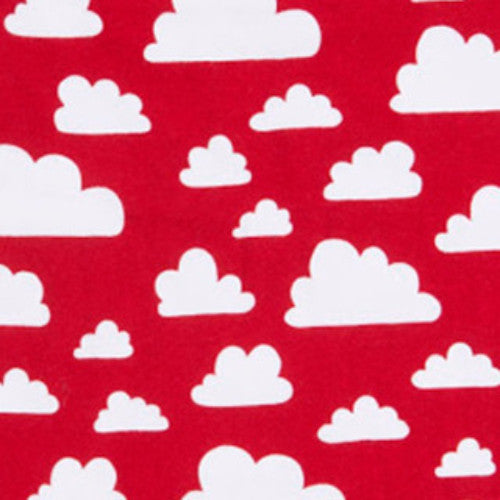 Clouds Red