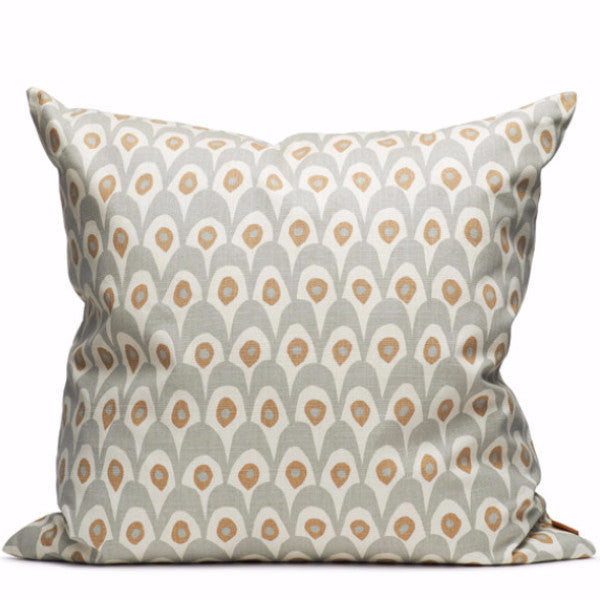 Circus White/Grey Cushion