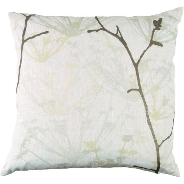 Ogras Natural 48x48cm Linen Cushion Cover