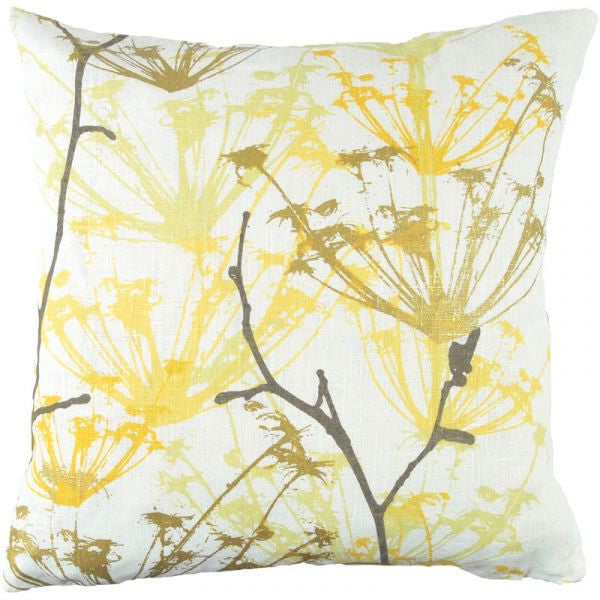 Ogras Yellow Cushion