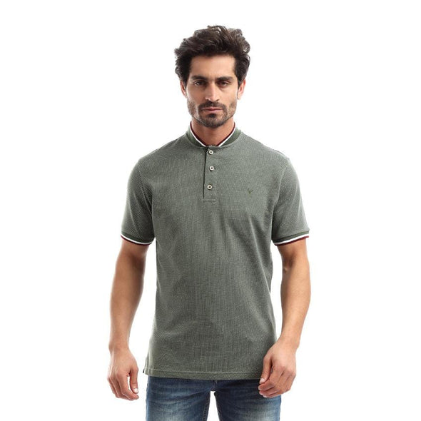 Polo-Short-Sleeve-Plain - Dockland