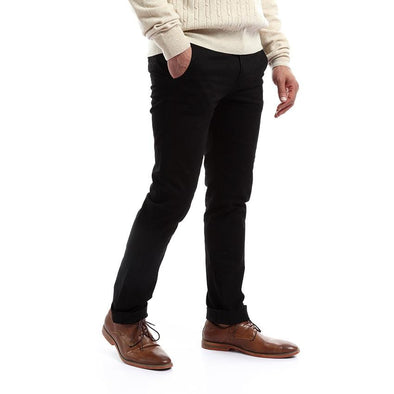Plain Chino Pants