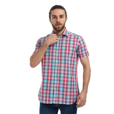 Short Sleeves Shirt - Rose - Dockland