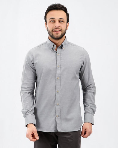 Long sleeves Plain Shirt - Dockland
