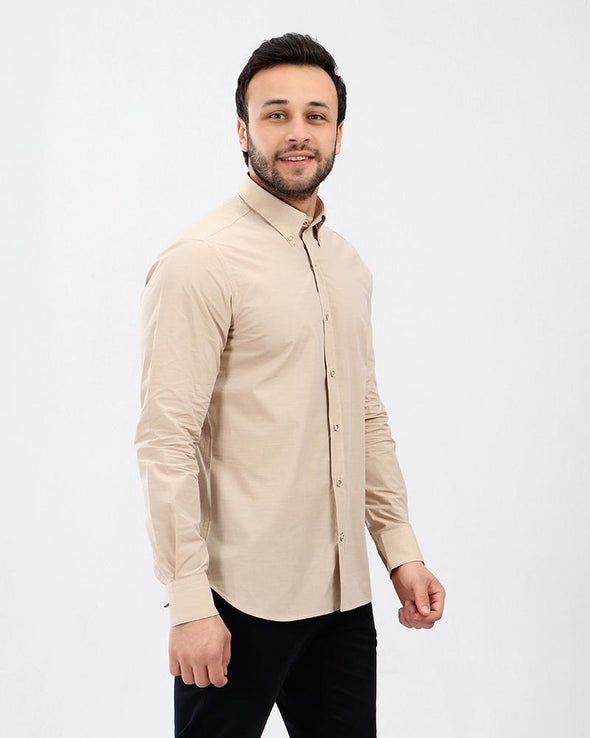 Plain Long Sleeve Shirt