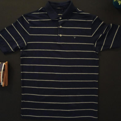 Short Sleeves Striped Polo shirt - Dockland