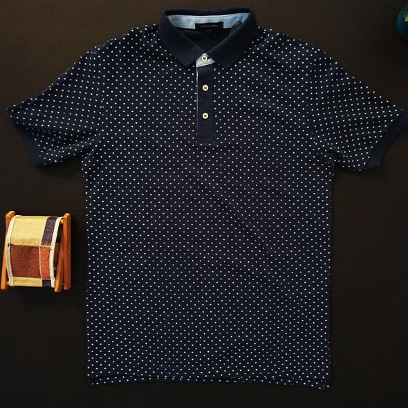 Short Sleeves Printed Polo shirt - Dockland