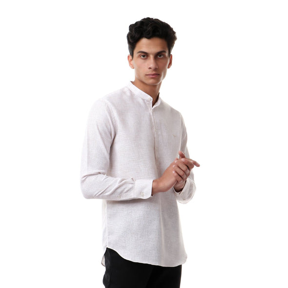 Casual Buttoned Full Sleeves Shirt - Dockland