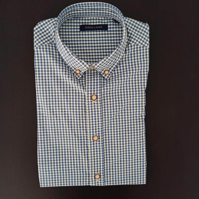 Mini Check Long sleeve shirt