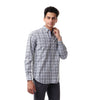 Fashionable Plaids Buttoned Shirt - Dockland